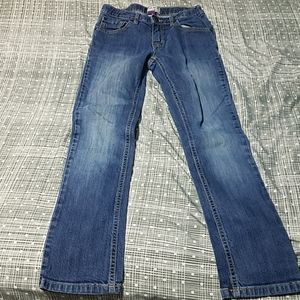 Children's Place girls size 12 jeans.